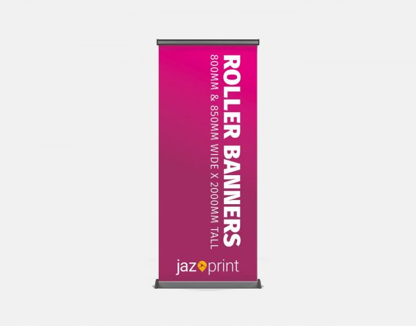 roller and pop up banner printing