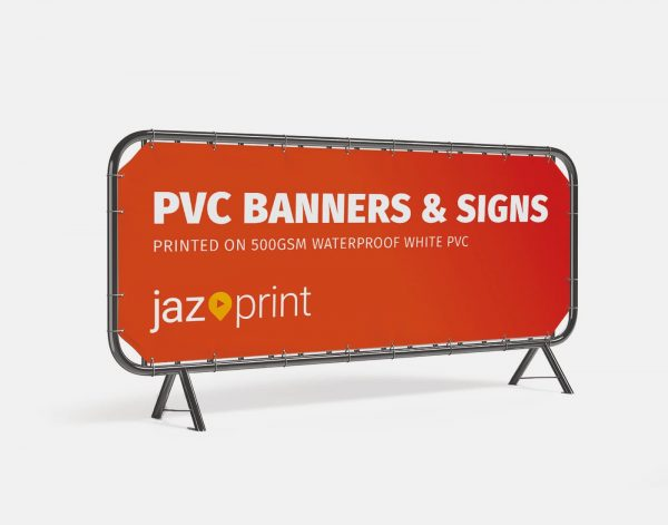 pvc banners and sign printing