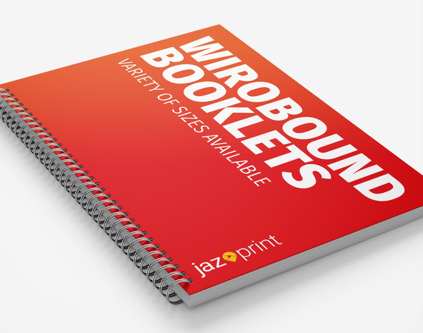 wirobound book and manual printing