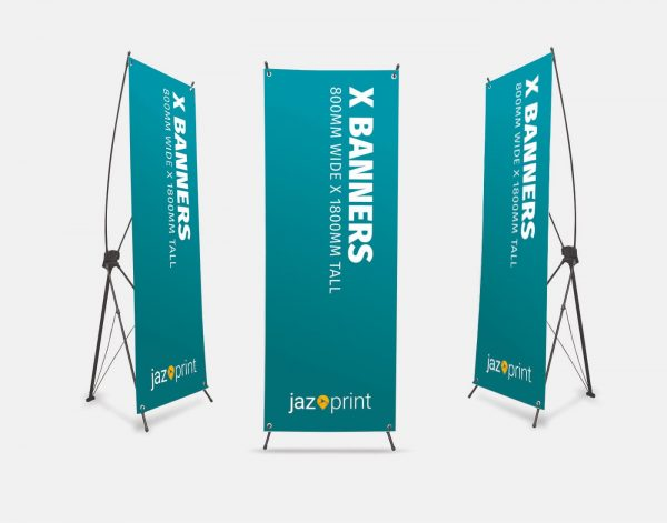 budget x-banner printing